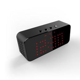 $enCountryForm.capitalKeyWord Australia - Free shipping HD 4K IR Night vision WIFI alarm clock camera Wireless clock video recorder Max 128G