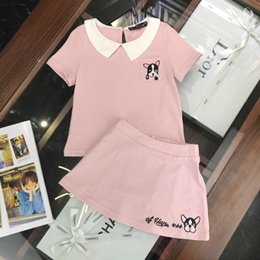2f3c77aafa33 Discount puppies wearing clothes - Children's wear Unisex Suit baby T-shirt  Young child skirt