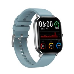 movement camera NZ - 116 Plus DT-35 Smart Bracelet Color Screen Heart Rate Blood Pressure Monitoring Track Movement Ip67 Waterproof DT-35 Smart Watch #QA17179