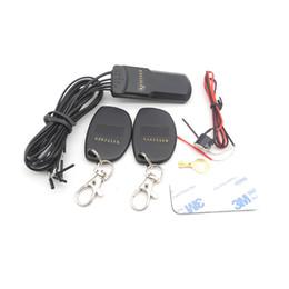 $enCountryForm.capitalKeyWord Australia - RFID 2.4 GHZ car immobilizer system put remote in pocket auto lock unlock engine intelligent anti-hijacking circuit cut off