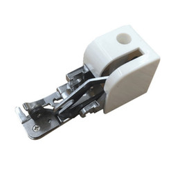 China Presser Foot for Sewing Machine Knife with seam lock CY-10 Sprinter Brothers Leap Universal for home suppliers
