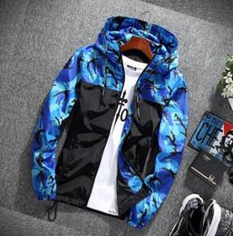 31e9b86ce71c6 White Camo Jackets Australia - good quality 2019 new fashion Jackets Men Camo  Camouflage Jackets Mens