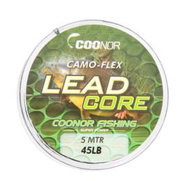 $enCountryForm.capitalKeyWord Australia - High Strength Fishing Line 45lb 5m Leadcore Braided Camouflage Carp Hair Rigs Lead Core Fishing Tackle Accessories