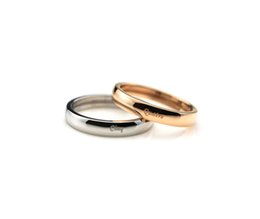 $enCountryForm.capitalKeyWord UK - ARRSS060 New 316L plate ring with inner channel, message: Cinq Quatre traditional design Lovi daily wear prefect gift couple jewelry