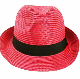 Round stRaw sun hats online shopping - New Arrival Women European Wind  Large Brim Straw Hat 1fbea5d31d9
