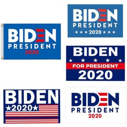 banner gift Australia - Biden 2020 Make America Great Flag 3*5Ft (90Cm*150Cm) Polyester Flag Banner Decoration Flying Home & Garden Flag Festive Gifts#420