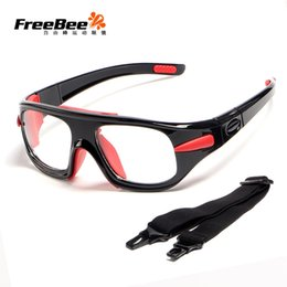 Football Glasses Goggles Australia - Outdoor Sports Quick Release Basketball Player Protective Glasses Anti Explosion Goggles Football Eyewear Sport Swim Ski Glass #110037