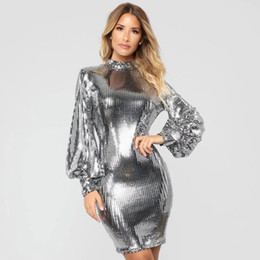 c8d36036d30e0 Long Sleeve Sequin Dress Xs Online Shopping | Long Sleeve Sequin ...