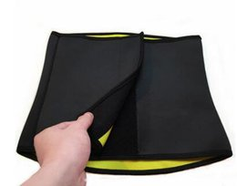 Wholesale Slimming Waist Trimmer Unisex Fat Burning Wrap Abdominal Belt Cincher Sports Corset Weight Loss Body Shaper Waist Support Sweating Strap