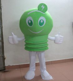 $enCountryForm.capitalKeyWord Australia - with one mini fan inside the head light bulb mascot costume for adult to wear for sale