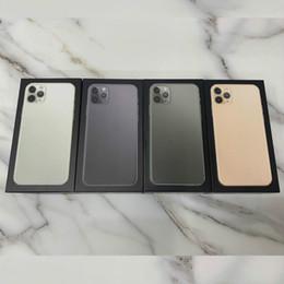 Опт Высококачественная коробка пакета мобильного телефона версии США ЕС для iPhone 11 11 pro 11 pro max розничная пустая упаковка без аксессуаров