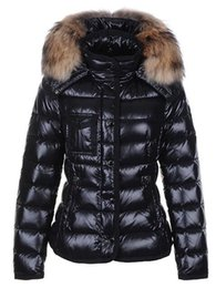 Womens Parkas Australia - Classic Brand Women Winter Warm Down Jacket With Fur collar Feather Dress Jackets Womens Outdoor Down Coat Woman Fashion Jacket Parkas M1