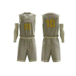 89930dc07 wholesale 2019 Men Basketball Jersey Set Sport Shirt   Shorts Student Team  Uniform Custom Logo Number Name Training jersey Suit