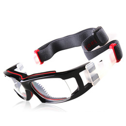 3b67ddd1add2 New Hot Basketball Protective Goggles PC Lens Outdoor Sports Football Ski  Glasses cycling Protective lenses Male Men 5 Colors