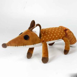 Petit Prince Toy UK - 45cm The Little Prince Fox Plush Dolls Toy le Petit Prince stuffed animal plush education toys for baby kids Birthday Xmas Gif C32