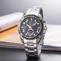 $enCountryForm.capitalKeyWord Australia - 2019 New ca sio Six stitches Small needle run seconds Mens Superior quality Wrist Watch Luxury fashion men's Quartz watches Free shipping