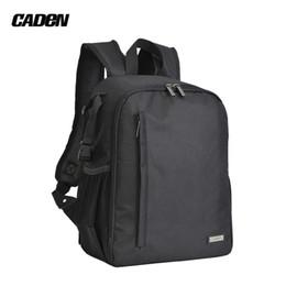 $enCountryForm.capitalKeyWord UK - CADeN D6 Camera Backpack Bag Case Large Capacity Water-resistant Shockproof for SLR DSLR Camera Lenses Tripods Accessories