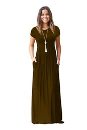 a872f2412d Leisure Fashion New Long Skirt and Knee Skirt for European and American Women's  Wear Amazon Spring and Summer well selling Dresses