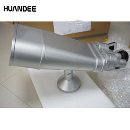 Coin Operated Australia - HUANDE 25X100 coin operated telescope( not including pole and base)