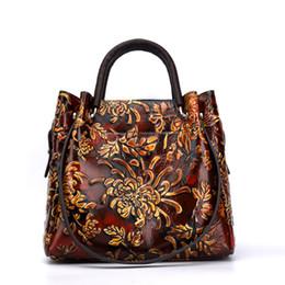$enCountryForm.capitalKeyWord Australia - 2019 Hign Quality Women Genuine Leather Bags Totes Real Cow Leather Ladies HandBags Messenger Bags Designer Bag