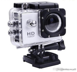 a9 action camera Canada - hd 4k camera SJ4000 style A9 2 Inch LCD Screen mini camera 1080P FHD Action Camera 30M Waterproof Camcorders SJcam Helmet