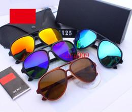 $enCountryForm.capitalKeyWord Australia - High quality CATS 5000 FLASH LENSES Pilot Polarized Ray Sunglasses For Men and Women Brand Designer Driving Aviation Sun glasses