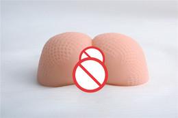 Опт Супер реалистичный искусственный 3D большая задница куклы компактный толстый влагалище Киска анус оба канала Мужские мастурбаторы человек мастурбация секс-игрушки