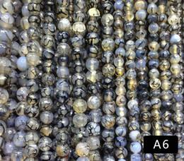 Silver Red Carnelian Australia - 8 mm Red Blue Green White Carnelian Agates Round Semi-gemstone beads Beads Carnelian Loose Beads For Jewelry Making DIY Necklace Bracelet
