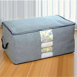 Bedding Sales Australia - Sales!! Free shipping Wholesales Storage Bag Bedding Duvet Zipped Foldable Large Clothes