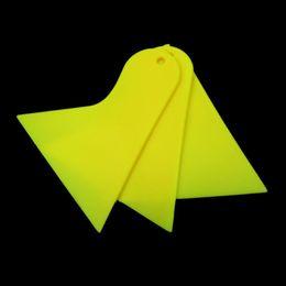 $enCountryForm.capitalKeyWord NZ - Car Styling Carbon Fiber Vinyl Film Wrapping Scraper Stickers Bubble Scraper Tint Decal Tool Car Window Wrap Squeegee