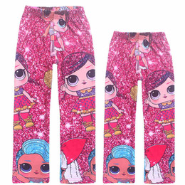 $enCountryForm.capitalKeyWord NZ - Baby girl cartoon pants suprise girl printed children leggings in autumn spring kids lovely cute trousers slim pant