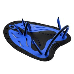 gear trains 2019 - New Diving Surfing Swim Gear Training Practice Silicone Webbed Gloves Surf Paddle discount gear trains