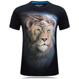 Quick Dry Shirts For Men Australia - Mr.1991INC&Miss.GO 2018 New Wolf T-shirt For Men Women Summer Tees Quick Dry Men women 3d Tshirts Tops Fashion