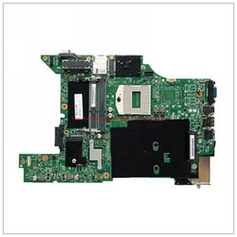Mainboard intel online shopping - For lenovo ThinkPad L440 laptop motherboard HM541 HM86 DDR3L UMA HD4600 integrated graphics mainboard
