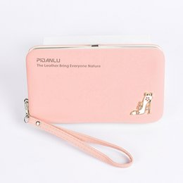 $enCountryForm.capitalKeyWord Australia - Lovely Lady Wallets Women Long Wallets Purses Clutch Bags Phone Case For iPhone 6 Plus Lady Cute Coin Purse -shipping
