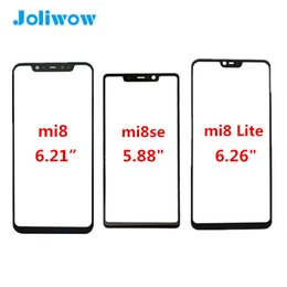 $enCountryForm.capitalKeyWord UK - For Xiaomi MI 8 MI8 SE Lite Youth Pro MI8 Touch Screen Panel Front Outer Glass Lens Touchscreen NO LCD Digitizer