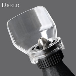 Rotary Power Drill Australia - ools Power Tool Accessories 1Pc Dremel Accessories Shield Rotary Tool for Dremel Attachment for Mini Drill Grinder Protective Cover Case ...