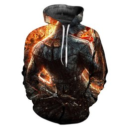 Drop Shipping New Product Australia - New Product Assassins Creed 3D Print Hoodies Clothing Pullover Casual Sweatshirt Men Novelty Streetwear Hooded Drop Shipping