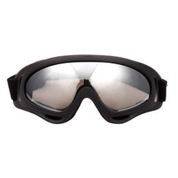 $enCountryForm.capitalKeyWord Australia - Unisex Mirror Lenses Resin Frame Protection Tinted Circular Ski Approx. 4cm 1.6inch Outdoor 1 Goggles Fashion