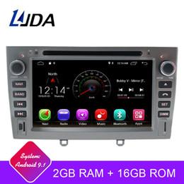 $enCountryForm.capitalKeyWord Australia - LJDA 2 Din Android 9.1 Car Radio For PEUGEOT 408 308 WIFI Multimedia Player Stereo GPS Navigation DVD IPS Auto Audio RDS SD
