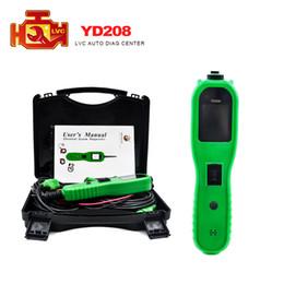 Function Connectors Australia - Electrical System Diagnostics Yantek YD208 Power Probe Powerful Function Replace AUTEL PS100 Electric Circuit Tester DHL Free
