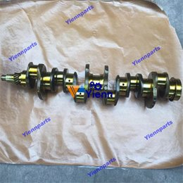 $enCountryForm.capitalKeyWord Australia - New S6E rebuild crankshaft for Mitsubishi forklift diesel engine repair spare parts crank shaft with good quality