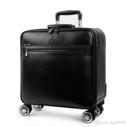 trunk case luggage Canada - suitcase carry onTravel Bag Carry-OnV purse suitcase luxury trunk bag spinner universal wheel mono gram duffel trolley case hot4957#