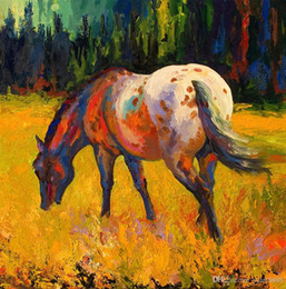 Best Canvas Prints Canada - YJ ART best-end-of-an-appy print Unframed Modern Canvas Wall Art for Home and Office Decoration, Animal painatings ,Frame painting MRR107