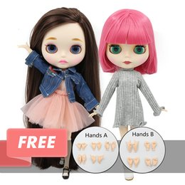 neo toys Australia - 1 6 ICY factory toy BJD neo blyth custom doll joint normal body special offer on sale random eyes color 30cm