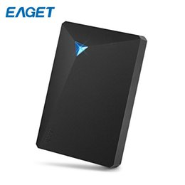 2tb external hard drives 2019 - EAGET HDD USB 3.0 3TB 2TB 1TB 500 GB USB 3.0 High Speed External Hard Drives Portable Desktop And Laptop Mobile Hard Dis