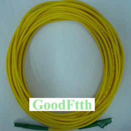 Simplex Fiber Australia - Fiber Optic Patch Cord Jumper Cable LC APC-LC APC SM Simplex 3mm GoodFtth 1-50m