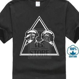 المعتوه الشرير الالكترونية الرقص بلاك روك T قميص حجم S M L XL