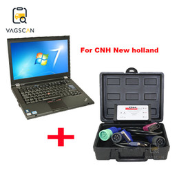 New Honda Engines Australia - Agriculture tractor Engine DIAGNOSTIC tool for CNH Est Diagnostic Kit with New Holland CASE+T420 laptop