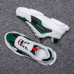 Springs Concrete NZ - 2019 new fashion designer spring high-end menswear trend wild casual shoes student designer shoes